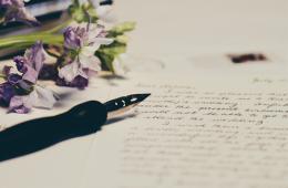 Uma Carta de Amor para Você!