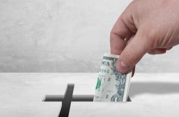 Ofertar – um desafio e um ato de fé